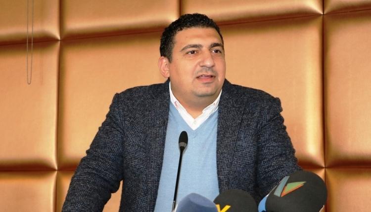 Ali Şafak Öztürk hakem Mete Kalkavan'ı bombaladı! 'Bugünü unutmayız'