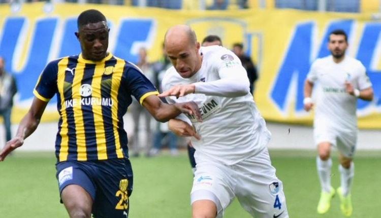 Ankaragücü 2-1 BB Erzurumspor maç özeti ve golleri (İZLE)