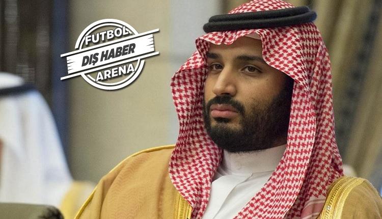 Suudi Arabistan futbolunu kurtaran veliaht prens Muhammed Bin Selman