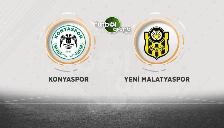 Atiker Konyaspor - Yeni Malatyaspor canlı, şifresiz izle (BeIN Sports canlı izle)