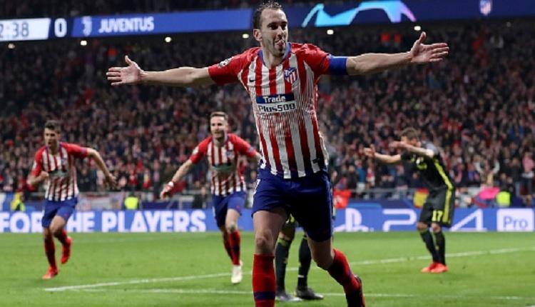 Atletico Madrid 2-0 Juventus maç özeti ve golleri İZLE