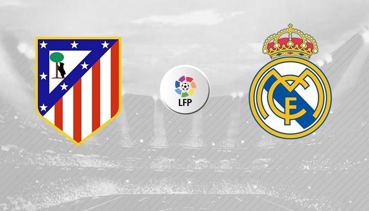 Atletico Madrid Real Madrid maçı canlı ve şifresiz izle