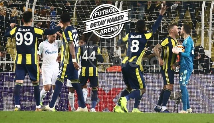 Avrupa'ya Kadıköy'den çıkış yok! Fenerbahçe yine başardı