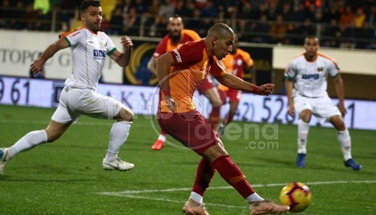 Aytemiz Alanyaspor 1-1 Galatasaray maç özeti ve golleri izle