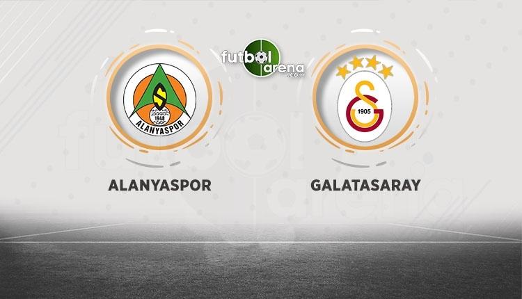 Aytemiz Alanyaspor - Galatasaray canlı izle, Aytemiz Alanyaspor - Galatasaray şifresiz izle (Aytemiz Alanyaspor - Galatasaray canlı ve şifresiz İZLE)