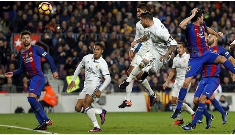 Barcelona - Real Madrid maçı saat kaçta, hangi kanalda?