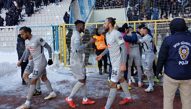 BB Erzurumspor 0-1 Çaykur Rizespor maç özeti ve golü izle