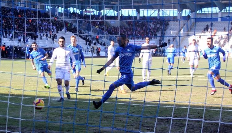 BB Erzurumspor 4-2 Sivasspor maç özeti ve golleri izle
