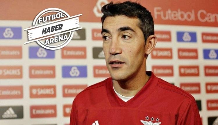 Benfica'nın Galatasaray maçı 11'inde rotasyon