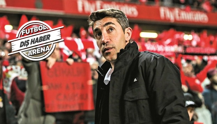 Benfica'nın hocasından Galatasaray öncesi gençlere mesaj