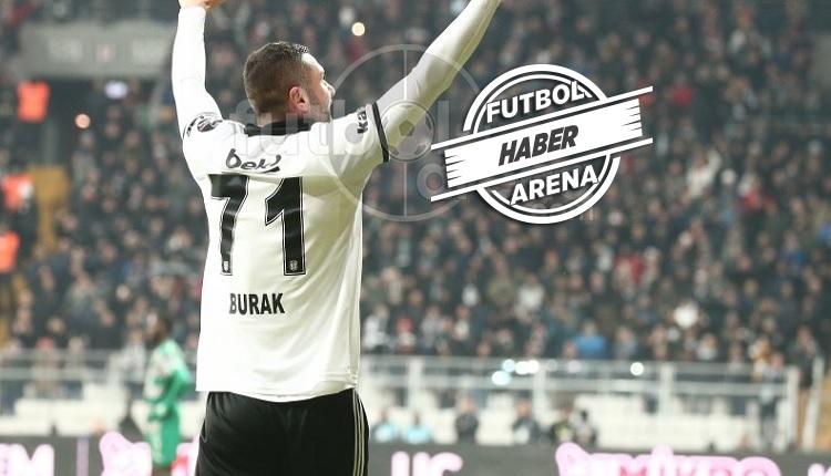 Beşiktaş 2-0 Bursaspor Vodafone Park'tan canlı yayın