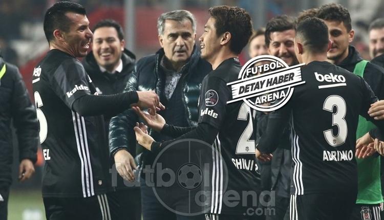 Beşiktaş Antalya'da rekora doymadı! Şenol Güneş ilki yaşadı