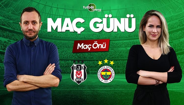 Beşiktaş - Fenerbahçe canlı izle | Vodafone Park canlı yayın