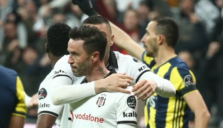 Beşiktaş - Fenerbahçe derbisinin golleri (İZLE)