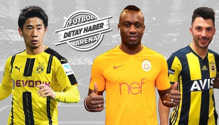 Beşiktaş, Galatasaray ve Fenerbahçe kimleri transfer etti?