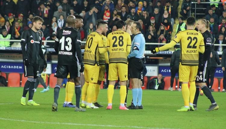 Beşiktaş maçında Adem Büyük'e VAR'dan kırmızı