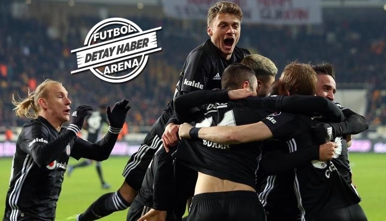 Beşiktaş Malatya'da ilklerin gecesini yaşadı