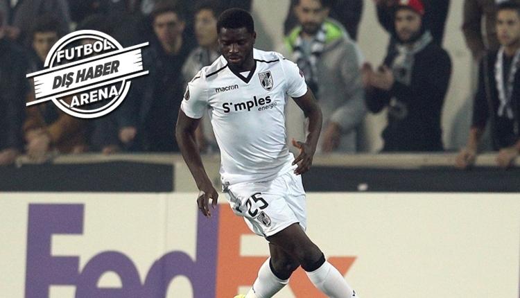 Beşiktaş'ın transferde Alhassan Wakaso teklifine cevap