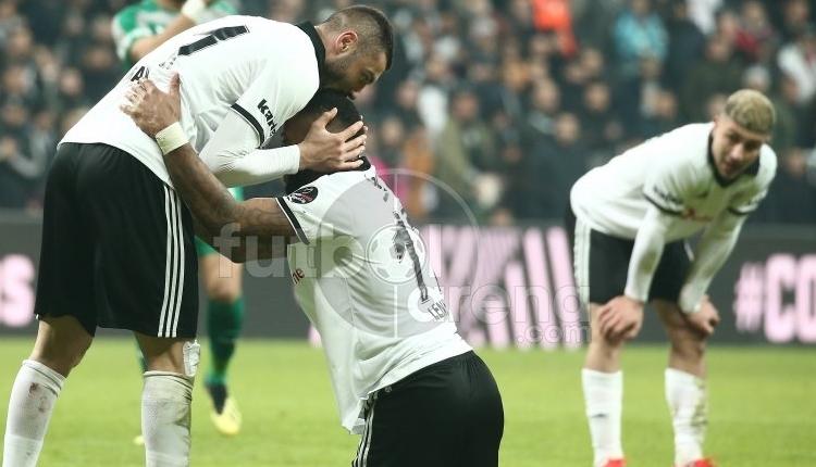 Beşiktaşlı Mirin itiraf etti: 'Burak Yılmaz'ın hayranıyız'