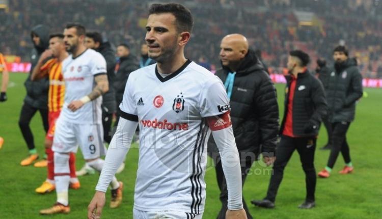Beşiktaşlı yöneticiler: ''Böyle kaptan mı olur?''