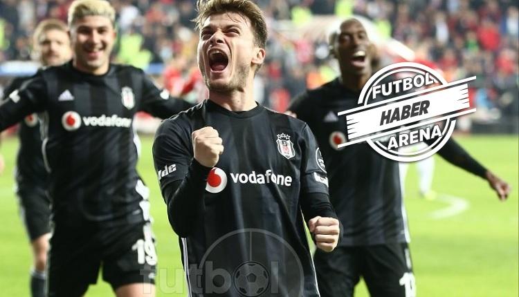 Beşiktaş'ta Adem Ljajic fırtınası! Son 3 maça damga vurdu