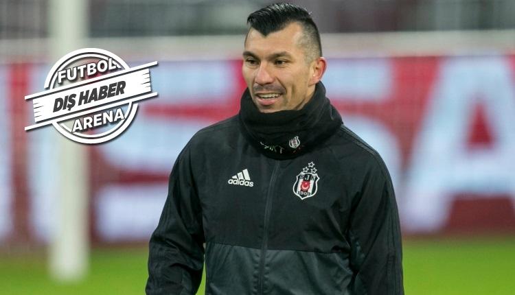 Beşiktaş'ta Gary Medel'den transfer itirafı