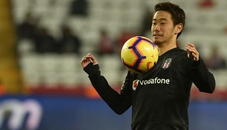 Beşiktaş'ta Shinji Kagawa'ya özel hazırlık