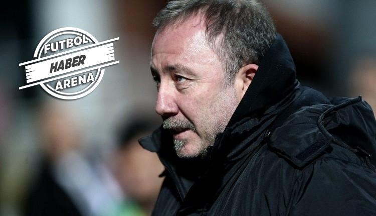 Beşiktaş'ta teknik direktörlük için Sergen Yalçın hamlesi