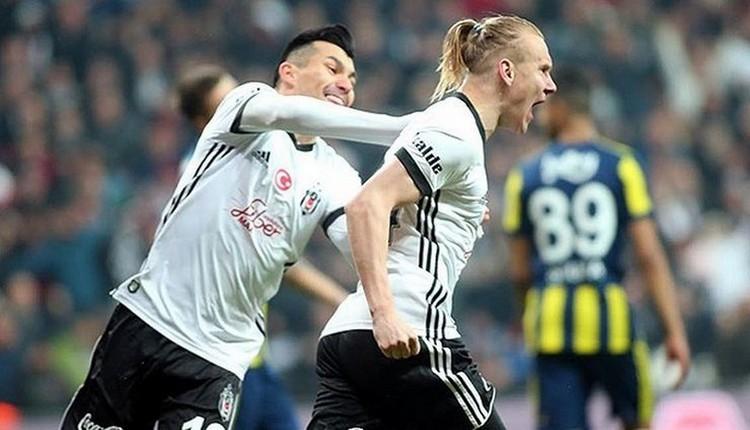 Beşiktaş'ta Vida ve Medel için flaş transfer iddiası