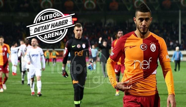Bu sezonun en kötülerinden! Galatasaray'da dikkat çeken detay
