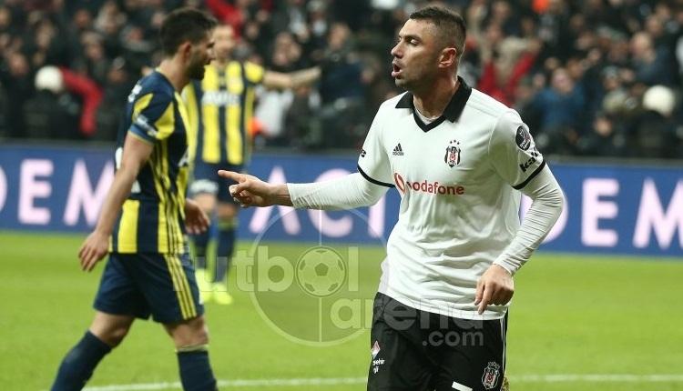 Burak Yılmaz'dan Fenerbahçe sözleri! 'Herkesten özür dilerim'