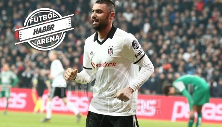 Burak Yılmaz'ın Bursaspor'a attığı golü İZLE (Aşk Yeniden şarkısı)
