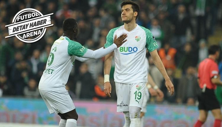 Bursaspor'un beraberlik yüzdesi Süper Lig tarihine aday