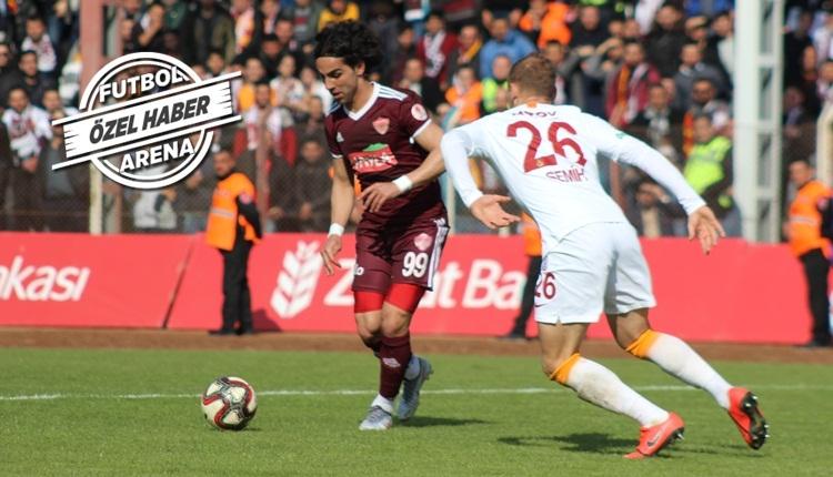 Caner Hüseyin Bağ, Galatasaray maçını FutbolArena'ya anlattı