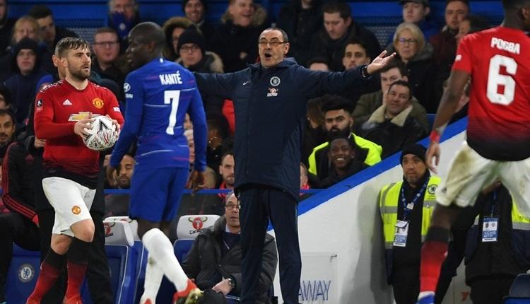 Chelsea 0-2 Manchester United maç özeti ve golleri