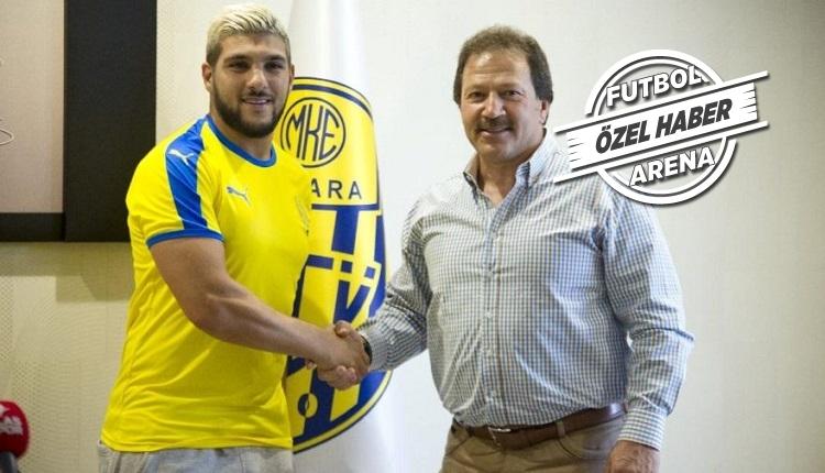 El Kabir Ankaragücü'nde kaldı! Katar'a transferi gerçekleşmedi