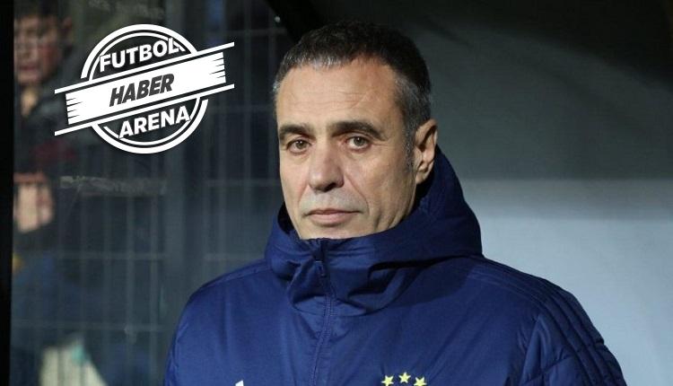 Ersun Yanal: 'Bizden iyi olmayan Zenit'e elendik'