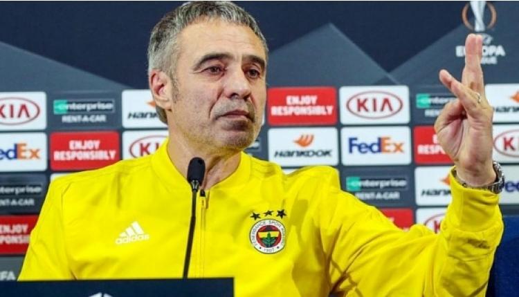 Ersun Yanal, Zenit maçının ilk 11'ini belirledi