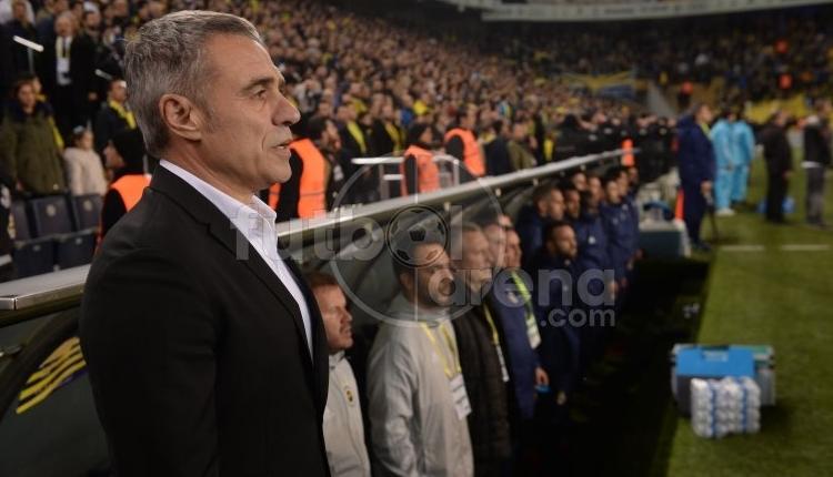 Ersun Yanal'dan maç sonu transfer ve Moses sözleri