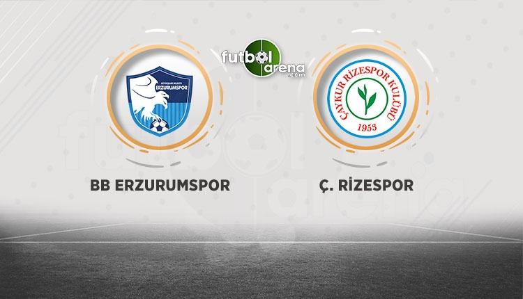 Erzurumspor Rizespor canlı şifresiz izle (Erzurumspor Rizespor beIN Sports)