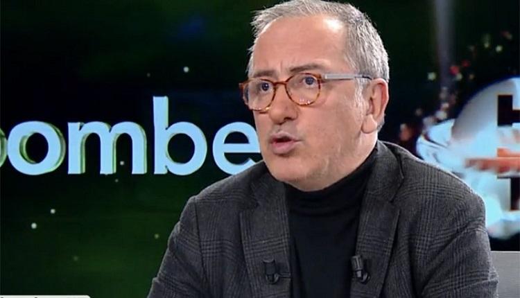Fatih Altaylı'dan flaş iddia: 'Türkiye'deki en büyük kabus Galatasaray