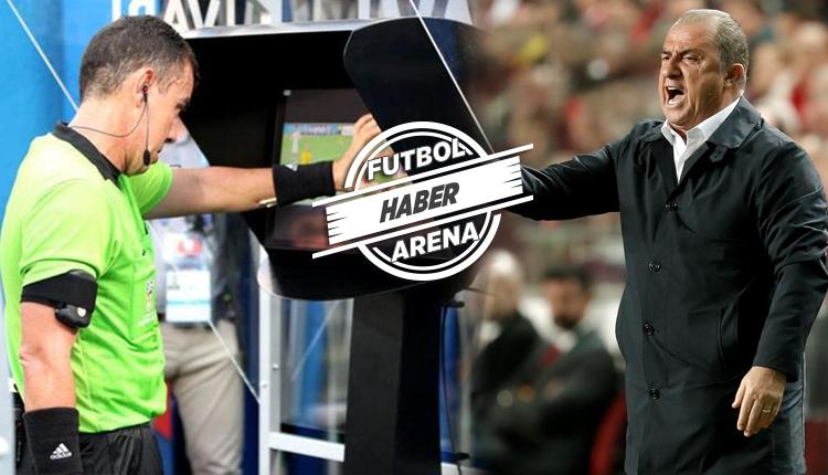 Fatih Terim isyan etmişti! VAR, UEFA'da neden yok?