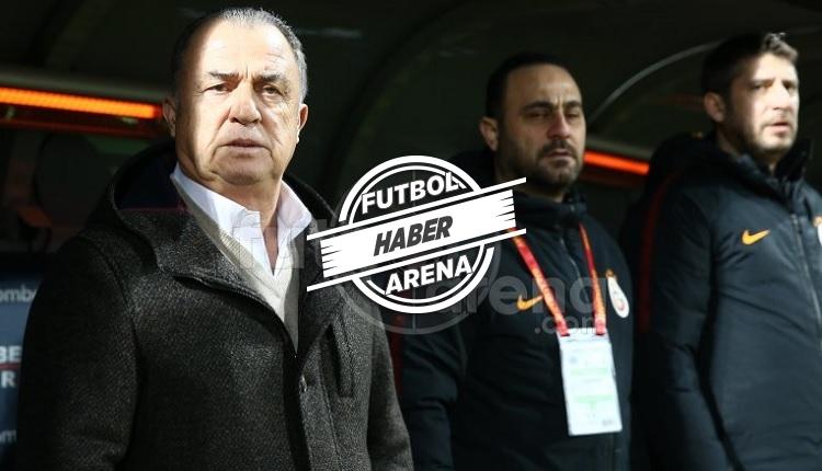 Fatih Terim'den Diagne ve Mitroglou'na gönderme