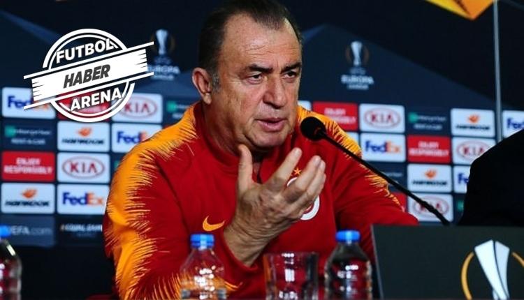 Fatih Terim'den hakem sözleri: 'Penaltı değildi'