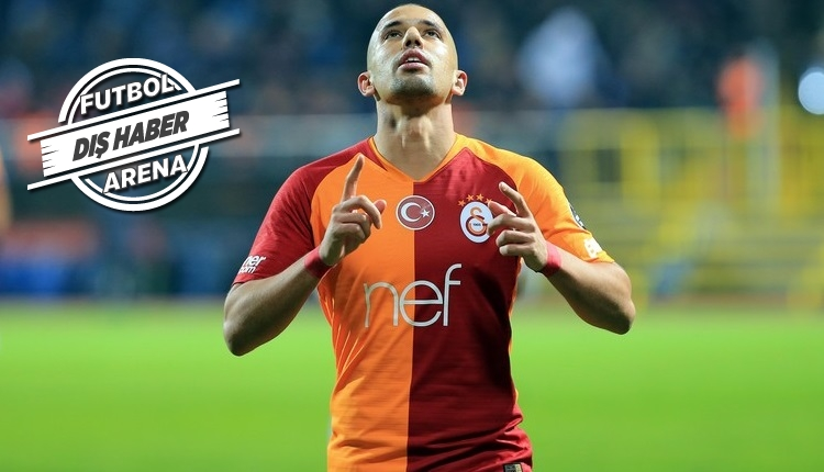 'Feghouli herkesi susturdu' (Galatasaray Haberleri)
