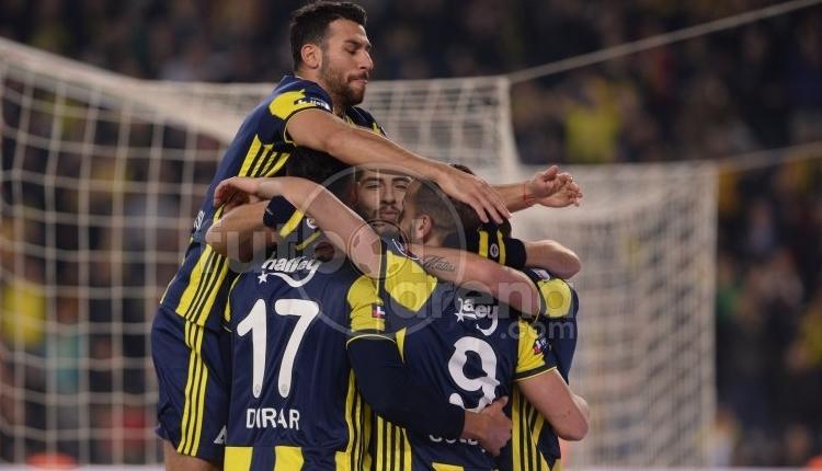 Fenerbahçe 2-0 Göztepe maç özeti ve golleri izle