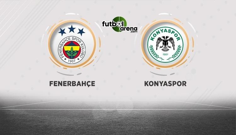 Fenerbahçe - Atiker Konyaspor canlı izle, Fenerbahçe - Atiker Konyaspor şifresiz izle (Fenerbahçe - Atiker Konyaspor beIN Sports canlı ve şifresiz İZLE)