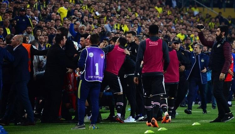 Fenerbahçe - Beşiktaş derbisiyle ilgili istenen cezalar belli oldu