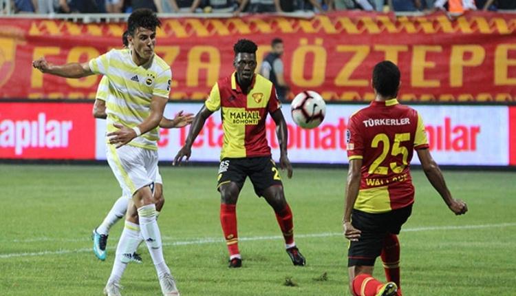 Fenerbahçe - Göztepe maçı ilk 11'leri açıklandı