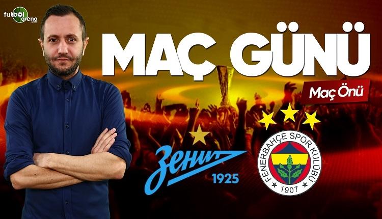 Fenerbahçe - Zenit canlı izle | FutbolArena TV yayın
